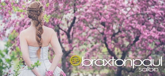 Makeovers And Bridal Packages| Hair Salon | Braxton Paul Salon In Hair Salon Wedding Packages