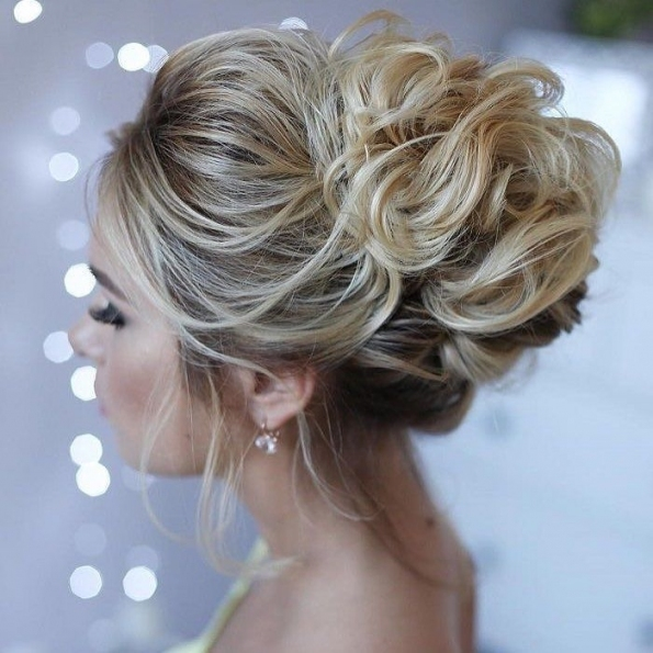 Medium Hairstyles To Make You Look Younger | Hair Styles | Hair For Best Of Wedding Updos For Shoulder Length Hair Sf8