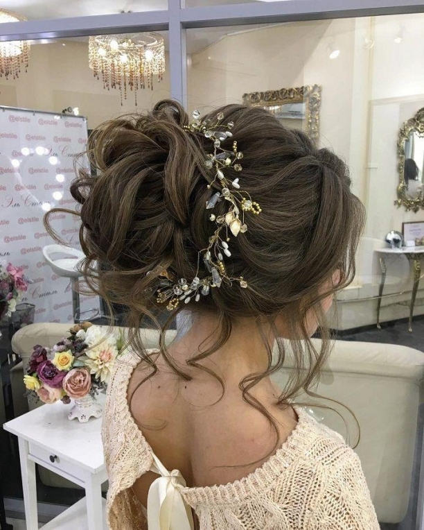 Inspirational Wedding Hair Up Do sf8