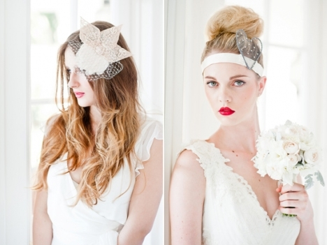 Modern Bridal Hair Pieces008 - Image Polka Dot Bride throughout Best of Modern Wedding Hair sf8