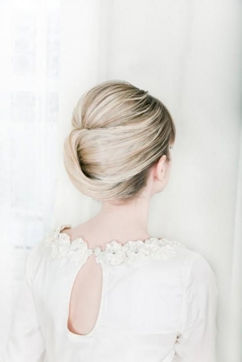 Modern Wedding Hairstyles ♥ Wedding Updo Hairstyle #891124 #2650036 Regarding Modern Wedding Hair