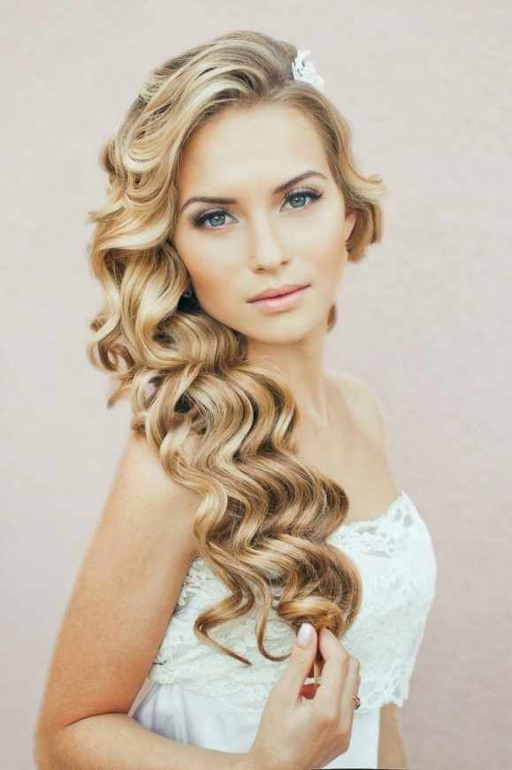 Modern Wedding Hairstyles – Hairstyles 2018 Intended For Modern Wedding Hair