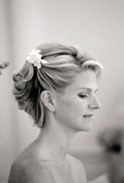 Unique Short Hair Updos For Weddings sf8