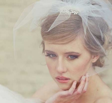 Short Wedding Hairstyles For 2013 | Short Hairstyles 2018   2019 Within Wedding Hairstyles For Short Hair With Veil