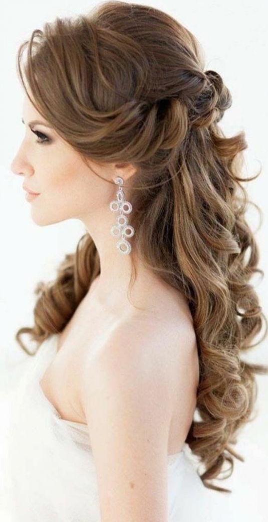 Lovely Hair For Wedding Party sf8