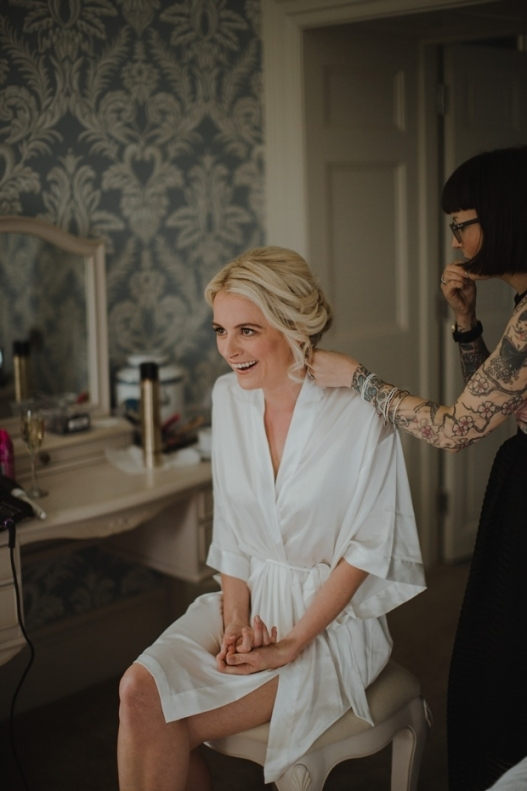 The Ultimate Wedding Hair & Makeup Price Guide | Onefabday Pertaining To Hair And Makeup For Wedding Cost