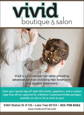 Vivid Boutique & Salon   Wedding Beauty, Health & Spa In Colorado Within Hair Salon Wedding Packages
