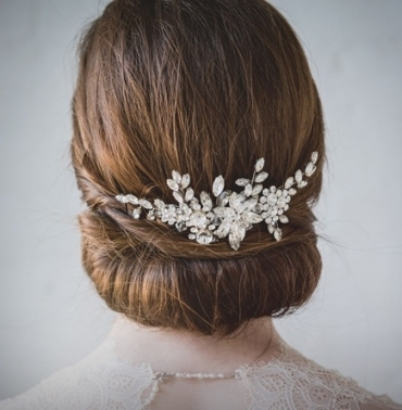 Wedding Hair Accessories | Bridal Hair Accessories | Liberty In Love With Regard To Luxury Hair Jewelry Wedding Klp8