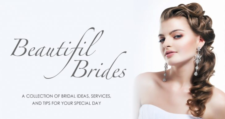 Luxury Hair Salon Wedding Packages ty4