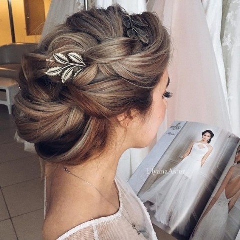 Wedding Hairstyles For Long Hair Updo inside Wedding Hair Up Do
