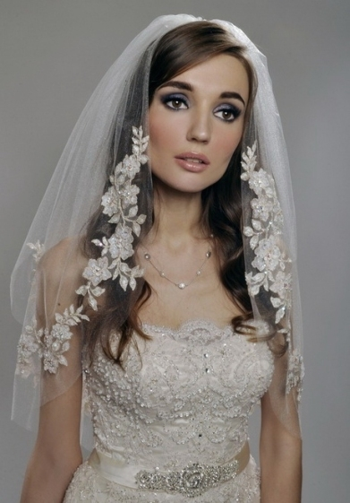 Wedding Hairstyles For Long Hair With Veil With Beautiful Wedding Hairstyles For Short Hair With Veil Df9