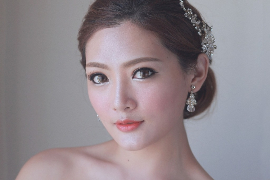 Wedding Makeup Artists In Singapore: Beauty Experts To Call For Your Within Beautiful Hair And Makeup For Wedding Cost Klp8