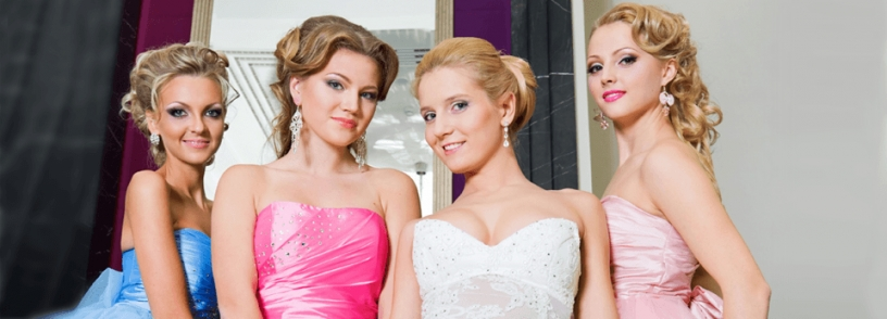 Wedding Packages | Hair Salon | Muskegon, Mi with regard to Luxury Hair Salon Wedding Packages ty4