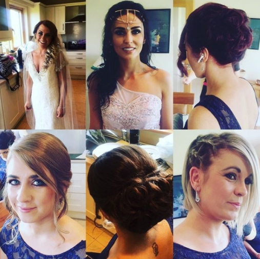 Wedding Packages | Obsessed Hair Salon Limerick | Hair Styling With Regard To Luxury Hair Salon Wedding Packages Ty4