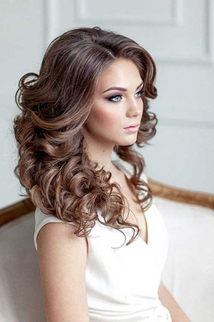 Unique Long Hair Styles For Weddings kc3