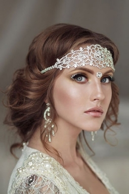Wedding & Prom Make Up, Hair & Beauty Salon In Edinburgh Pertaining To Best Of Wedding Hair Makeup Sf8
