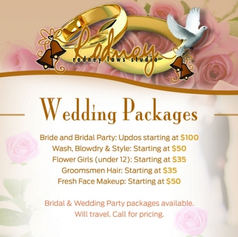 Wedding Salon Packages With Hair Salon Wedding Packages