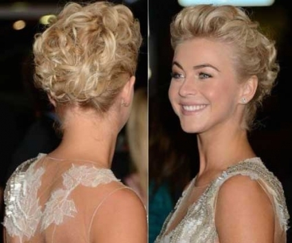 Wedding Updo For Short Hair Archives   Love This Hair Inside Wedding Updo For Short Hair