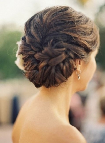 Wedding Updos For Short Hair Pinterest | Top Hairstyles With Fresh Wedding Updo For Short Hair Dt3