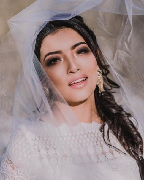 Winter Wedding Hair And Makeup Ideas | Popsugar Beauty with Best of Wedding Hair Makeup sf8