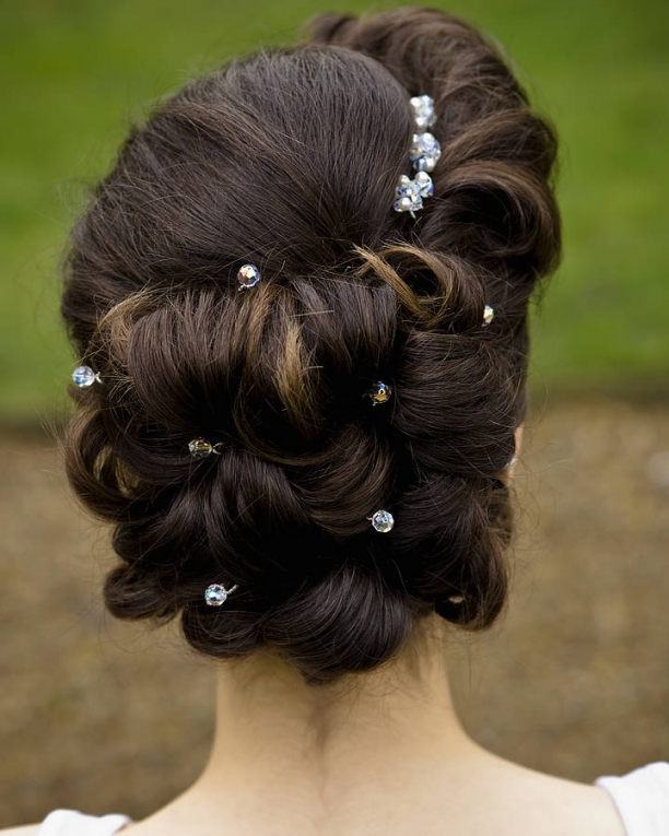 10 Creative Ways To Use Hair Pins Intended For New Hair Pins For Wedding Ty4