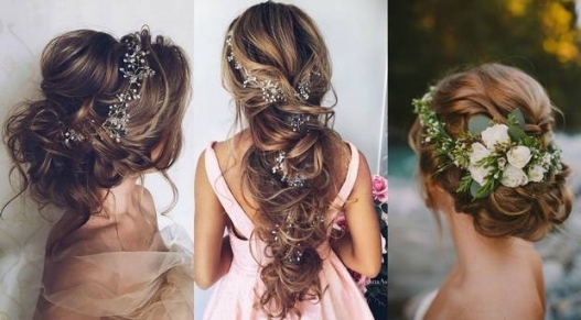 10 Of The Most Popular Wedding Hairstyles On Pinterest within Hair Styles Wedding