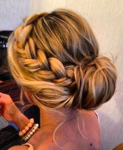 Elegant Wedding Hair Dues jk4