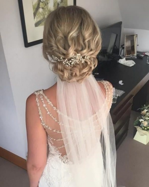 145 Sensational Wedding Hairstyles That You Are Going To Fall For For Best Of Wedding Hairstyles For Medium Hair Ty4