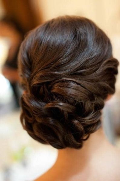 30 Tantalizing Wedding Hairstyles For Medium Length Hair intended for Wedding Hairstyles For Medium Hair