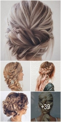 39 Braided Wedding Hair Ideas You Will Love | Wedding Forward inside New Hair Ideas For A Wedding kls7