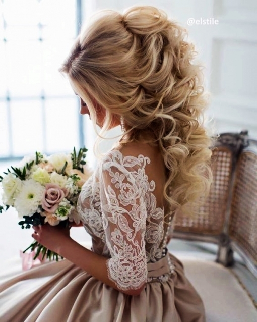 40 Drop Dead Exquisite Wedding Hairstyle Ideas For New Hair Ideas For A Wedding Kls7