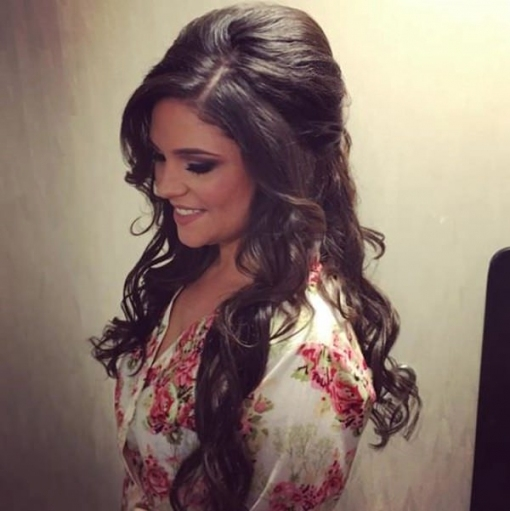 40 Of The Most Amazing Wedding Hairstyles For Your Big Day Throughout New Big Wedding Hair Sf8