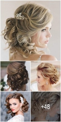 45 Short Wedding Hairstyle Ideas So Good You'd Want To Cut Hair In New Hair Ideas For A Wedding Kls7