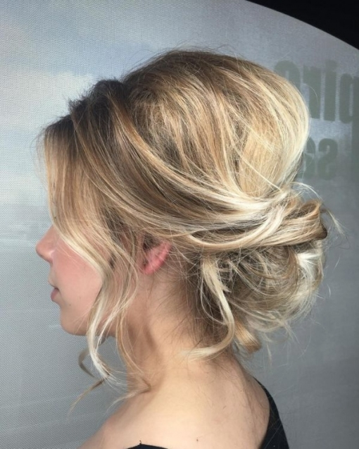 7 Medium Length Hairstyles Perfect For Your Wedding | Hair & Beauty In Wedding Updos For Medium Length Hair