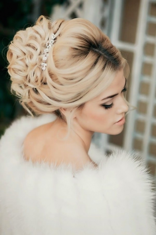 71 Wedding Hairstyles For Short, Medium & Long Hair   Style Easily With Big Wedding Hair