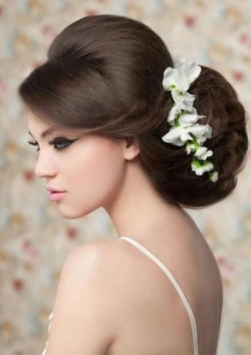 9 Sublime Hair Styles To Suit Any Bride | Weddingsonline.ae Pertaining To Big Wedding Hair