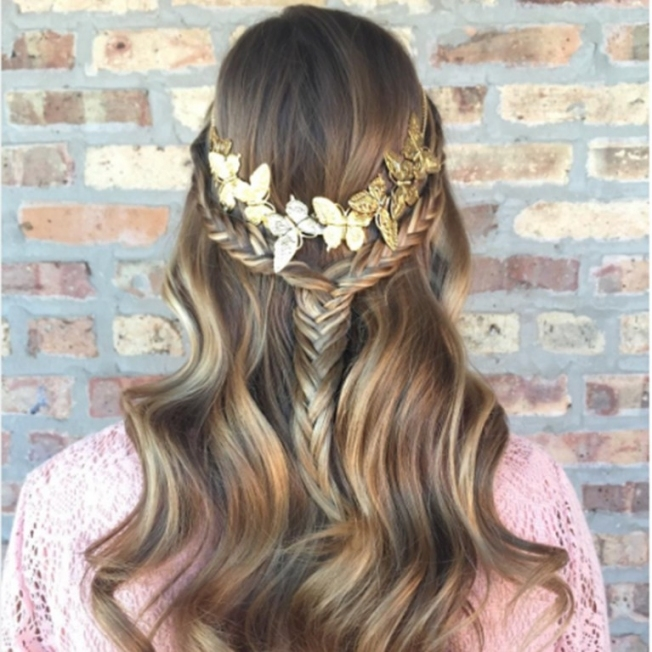 Best Instagram Hairstylists For Wedding Hair Ideas | Brides intended for Hair Ideas For A Wedding