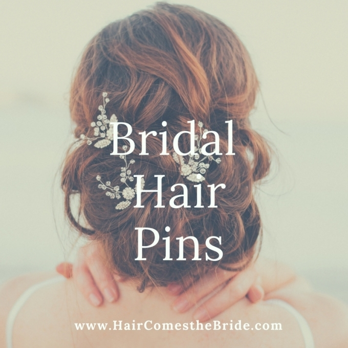 Bridal Wedding Hair Accessories And Headpieceshair Comes The within New Hair Pins For Wedding ty4