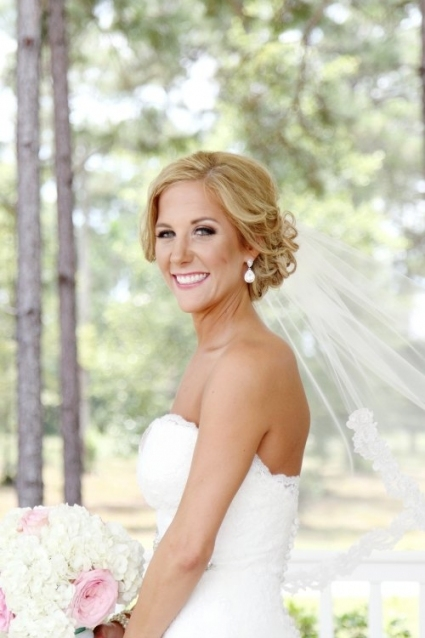 Emma Collins Beauty: Savannah Wedding Hair And Makeup Artist | Weddings Throughout Wedding Hair And Makeup Atlanta