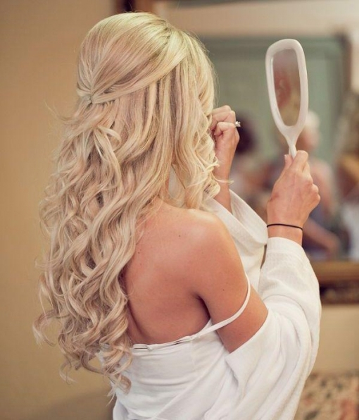 Hochzeit Frisuren - Wedding Hair Ideas #1990406 - Weddbook within New Hair Ideas For A Wedding kls7