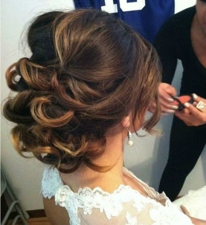 Madame Pompadour | The Big Wedding Hair Movement   Tania Maras Inside New Big Wedding Hair Sf8