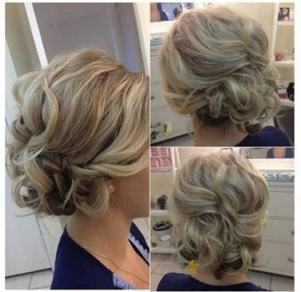 Most Attractive Short Hairdos For Parties | Hairstyles | Pinterest Throughout Short Hair Updo For Wedding