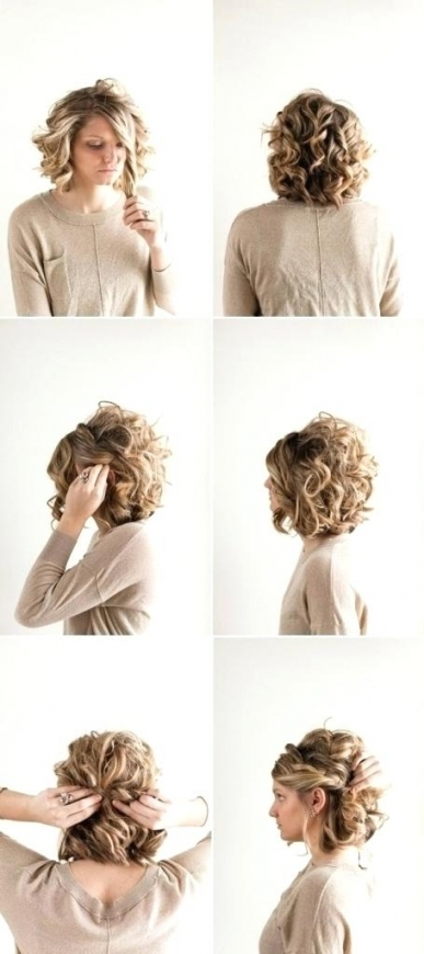 Fresh How To Style Short Hair For A Wedding ty4