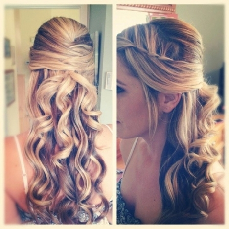 Spring Wedding Hair Ideas – Jonathan & George throughout New Hair Ideas For A Wedding kls7