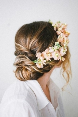 Summer Wedding Hair   Our Top 20 Styles | Onefabday Inside Hair Ideas For A Wedding