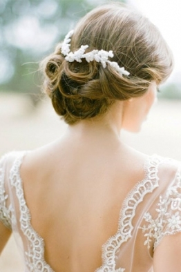 Summer Wedding Hair   Our Top 20 Styles | Onefabday With Regard To Hair Ideas For A Wedding