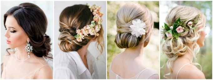 The Best Wedding Hairstyles That Will Leave A Lasting Impression for Best of Wedding Hairstyles For Medium Hair ty4