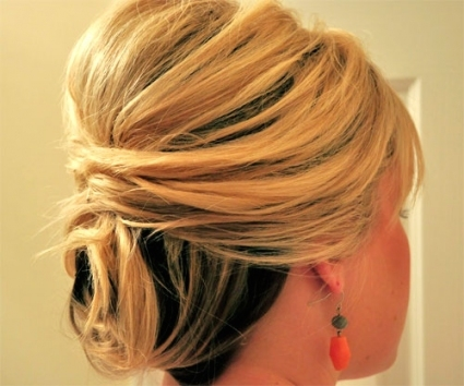 Updo Wedding Hairstyles | Short Hairstyles 2018   2019 | Most Regarding Inspirational Short Hair Updo For Wedding Sf8
