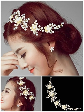 Best of Hair Clip For Wedding ty4