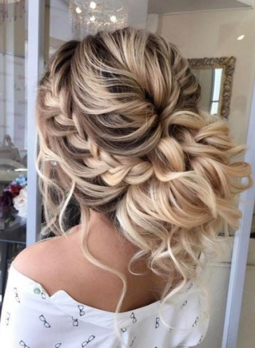 New Hair Ideas For A Wedding kls7